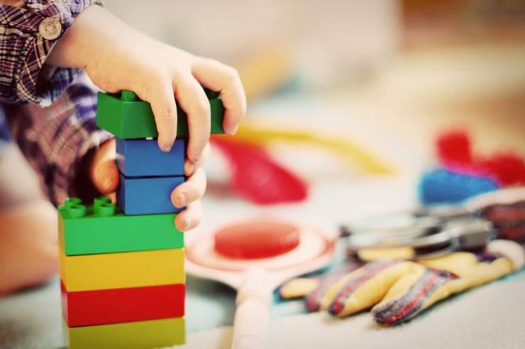 importanza gioco bambini