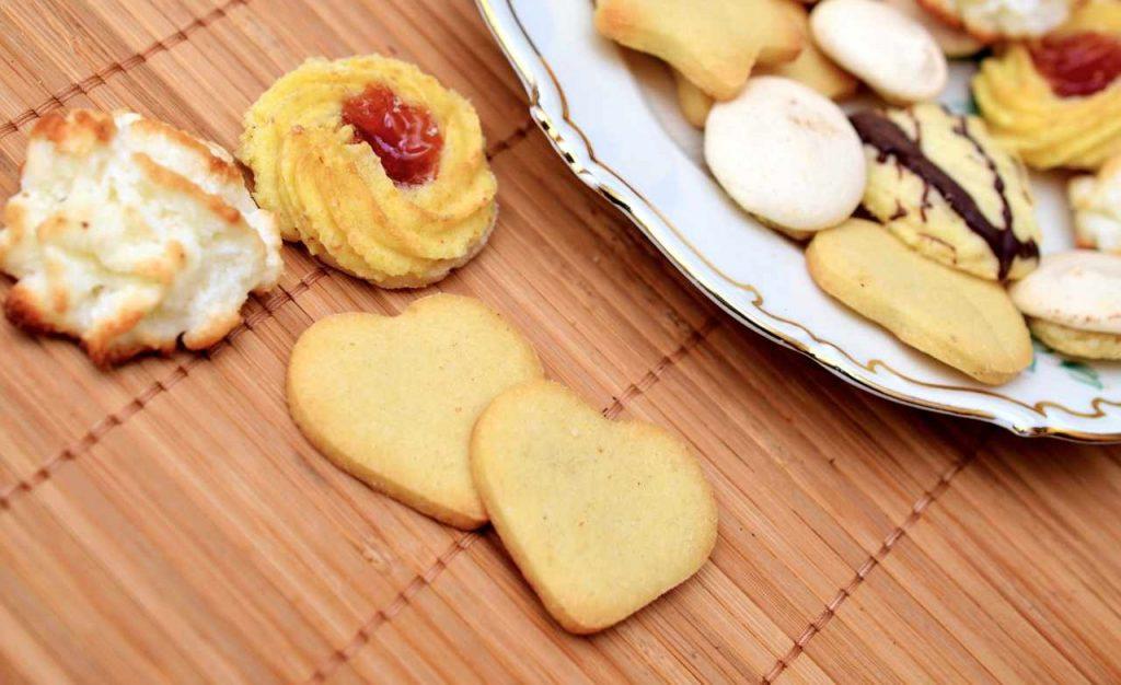impasto facile biscotti