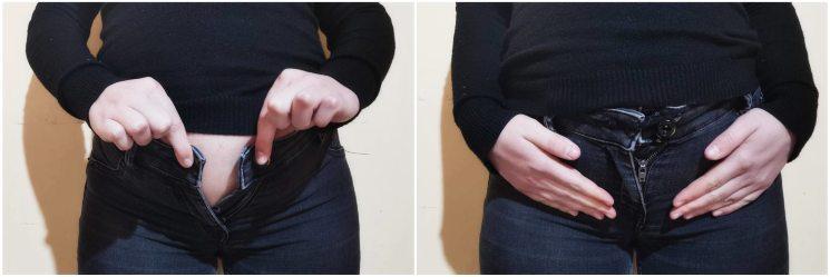 abbigliamento in gravidanza