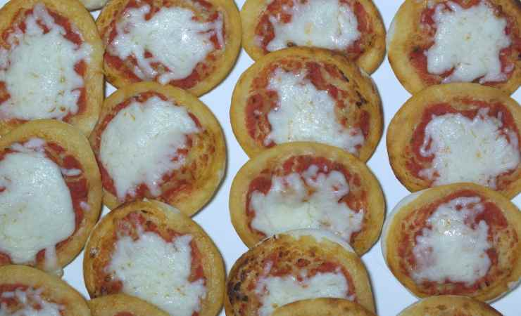 pizzette merenda