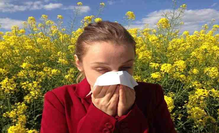 allergie di stagione