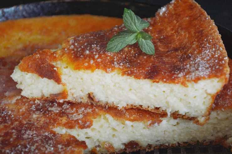 pastiera napoletana furba ricetta