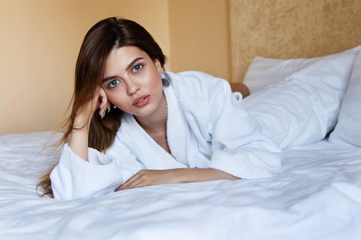 come pulire vestaglie pigiami
