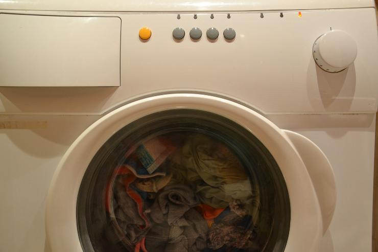 cassetto lavatrice muffa