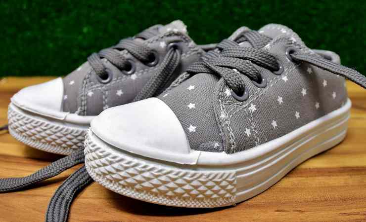 disinfettare scarpe