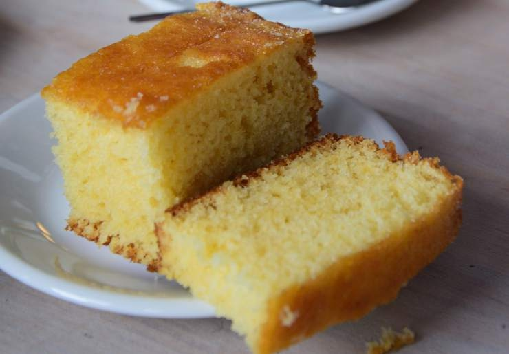 ricetta plumcake soffice