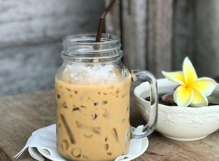 crema al caffè senza lattosio
