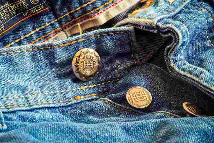 taglia jeans