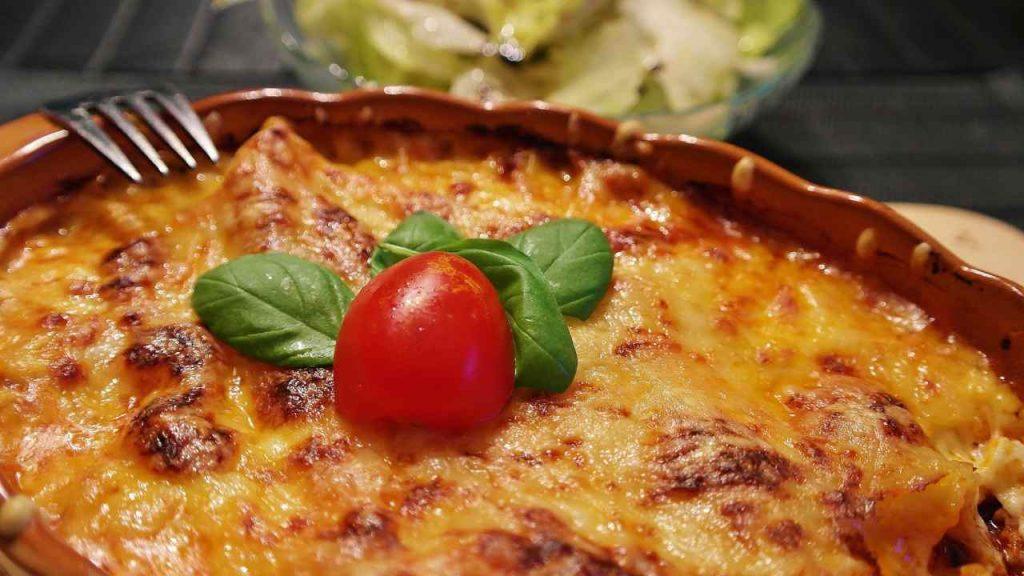 lasagna ricetta facile