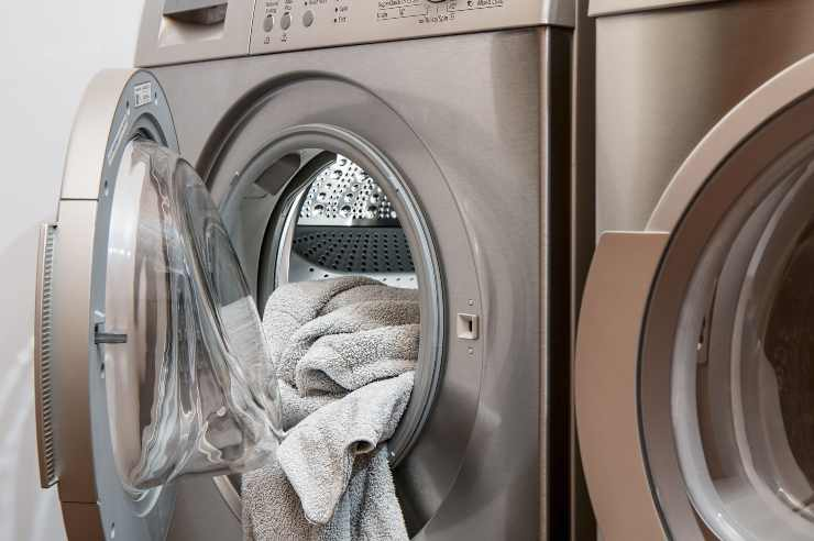 ammorbidente lavatrice errore