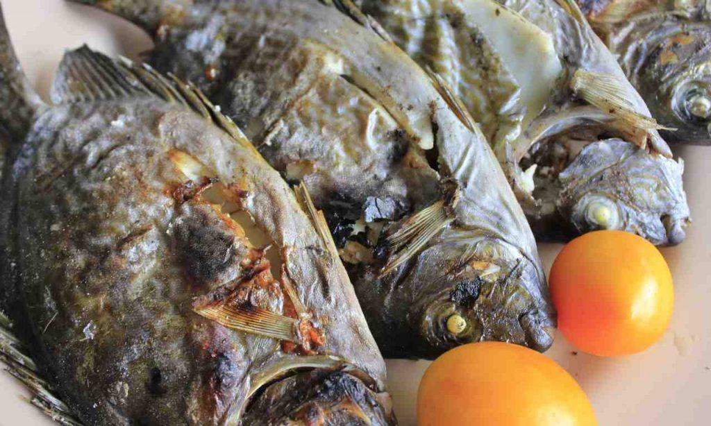 ricetta pesce