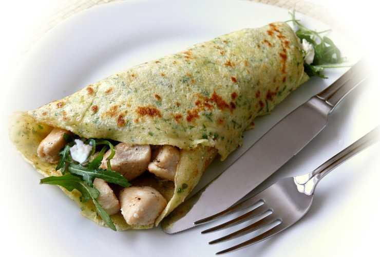 piadine light pranzo