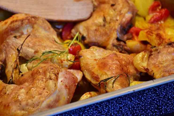 Pollo asciutto