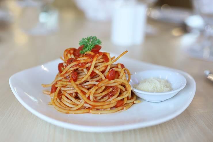 spaghetti alla ladruncola