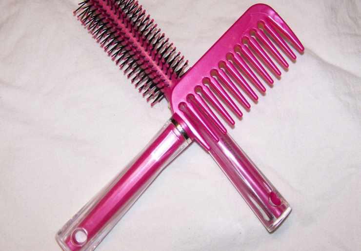 igienizzare le spazzole