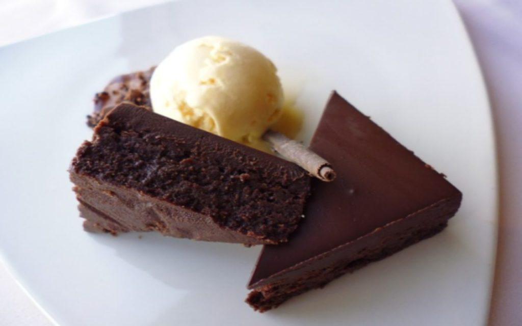 torta al cioccolato veloce