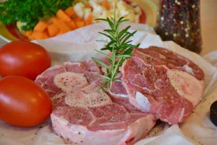 Pasqua secondo carne