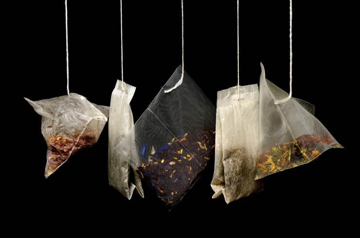 Come riutilizzare le bustine del tè