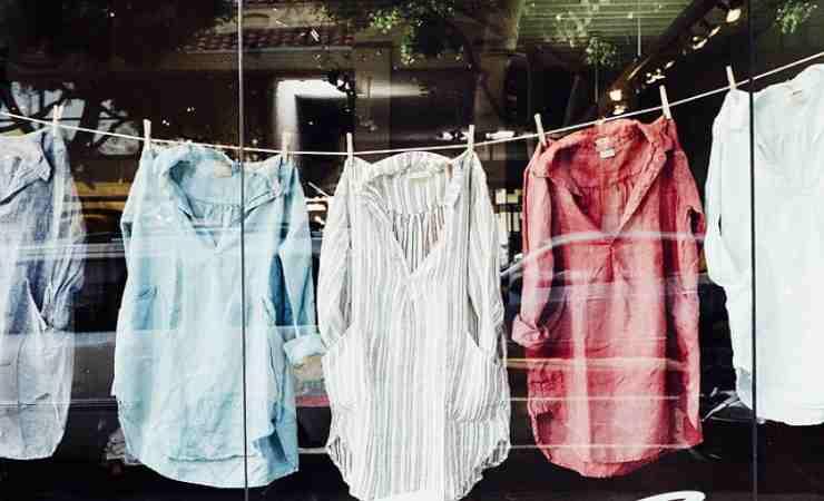 stirare camicie