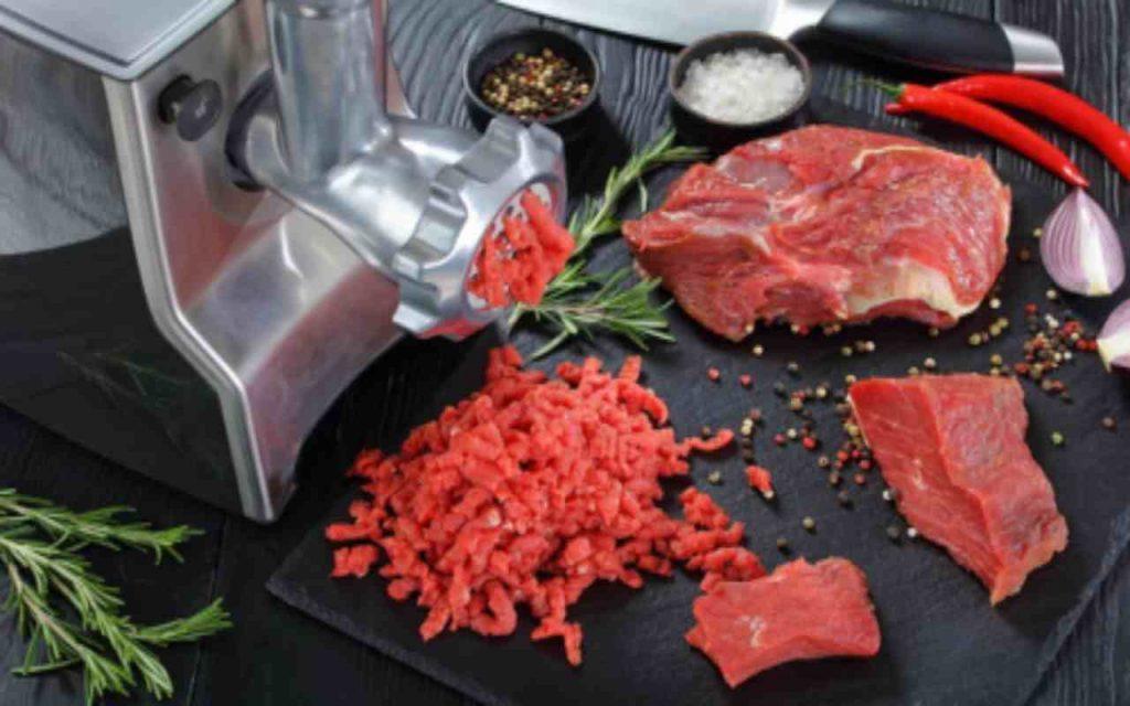 secondo carne macinata