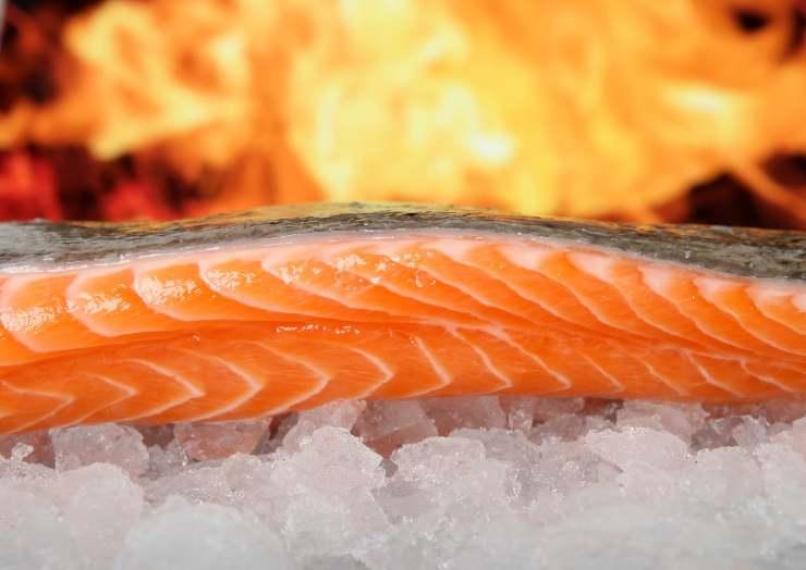 riconoscere buon salmone