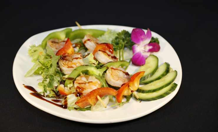 insalata tropicale