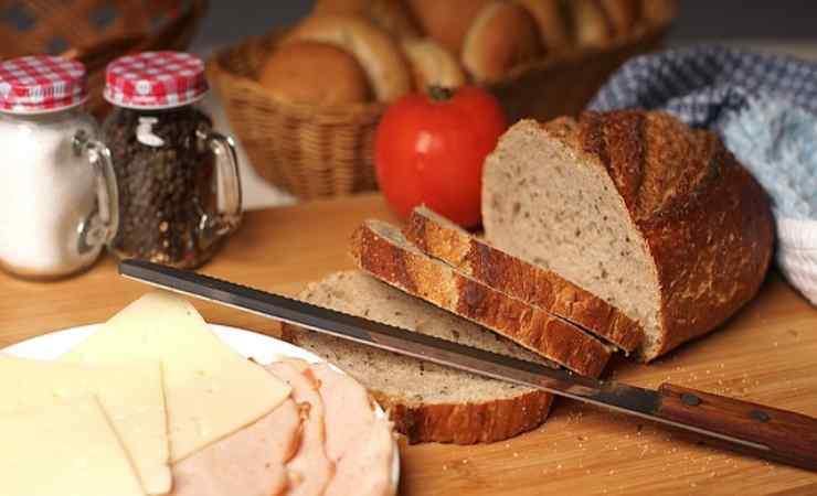 cena pane duro