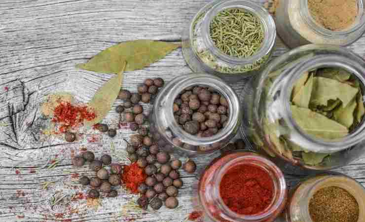 profumatore erba aromatica