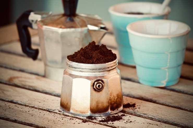 caffè in moka