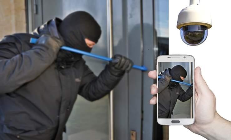 come evitare furti in casa