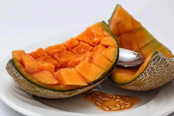melone arancione
