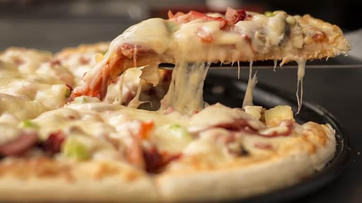pizza impasto