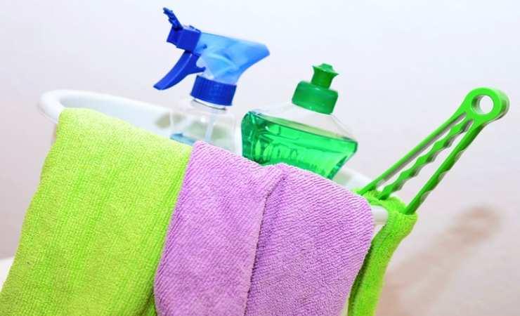 segreto pulizie