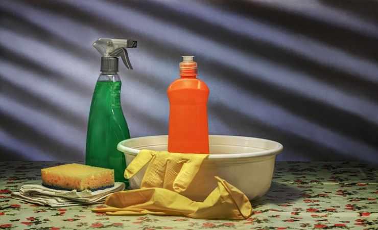 pulire casa ristrutturazione