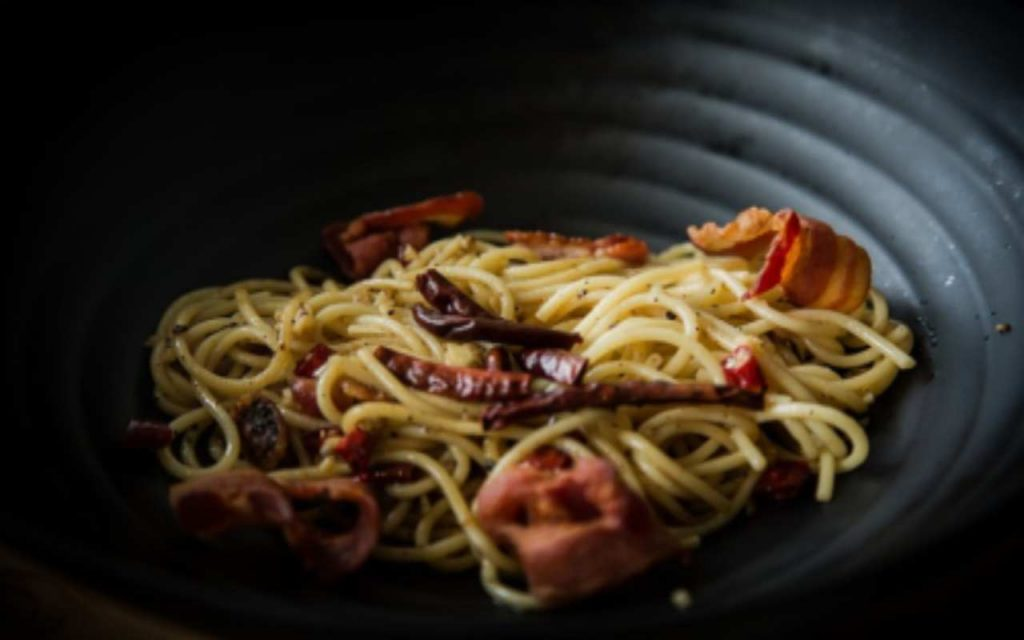 ricetta spaghetti