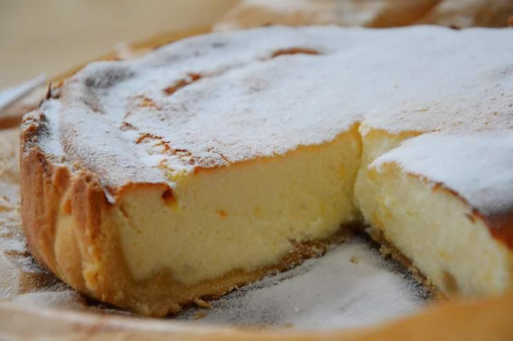 torta cremosa nonna
