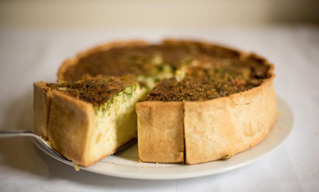 tortino verdure