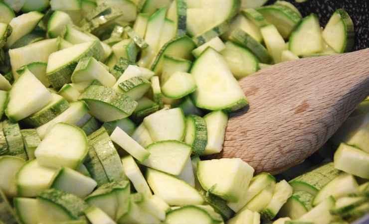 pasta zucchine napoletana
