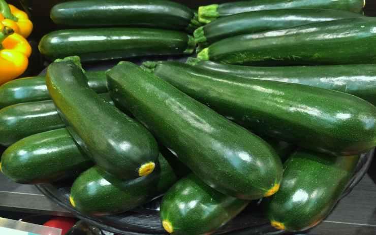cena zucchine