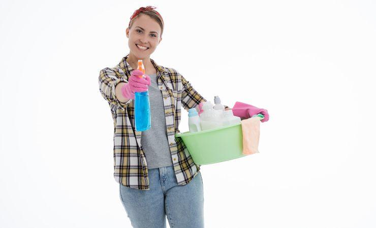 pulizie trucchi