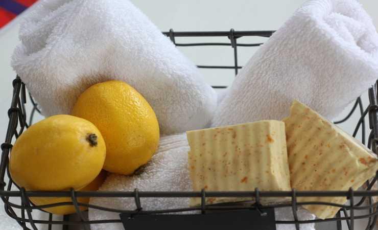 sapone limone