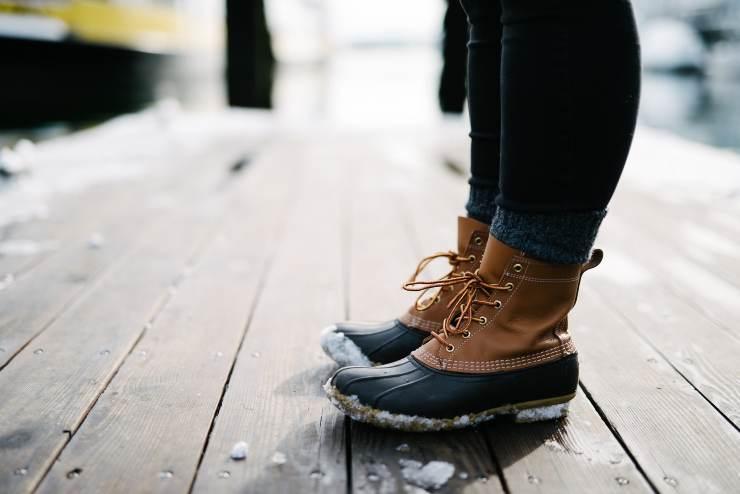 moda scarpe inverno