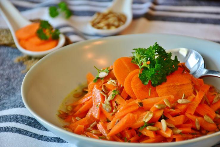 carote marciscono
