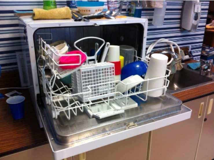 oggetti lavare lavastoviglie