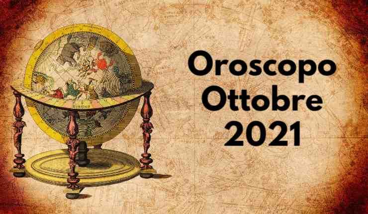 oroscopo ottobre